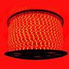 Светодиодная Led лента 5050smd 220V IP68 красная 60 led