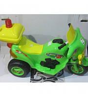 Электромобиль мотоцикл Ямаха детский аккумулятор Орион 372 З