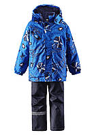 Зимний комплект для мальчика Lassie by Reima 723695 - 6511. Размер 104 - 140.