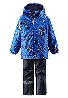 Зимний комплект для мальчика Lassie by Reima 723695 - 6511. Размеры 104 - 140., фото 1
