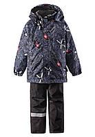 Зимний комплект для мальчика Lassie by Reima 723695 - 6741. Размер 104 - 140.