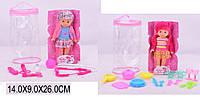 Кукла ДокторПовар 8806-56P   2 вида, с аксесс, в сумке 14-9-26см