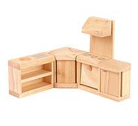 """Деревянная игрушка """"Кухня-классическая"""", PlanToys"""