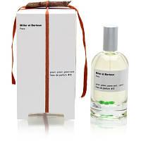 """Духи Miller Et Bertaux """"L'eau de parfum #3 Green, green and green"""""""
