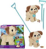 Интерактивная собака щенок Пакс, ходит, кушает, FurReal Friends Pax, My Poopin' Pup