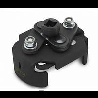 """Съёмник м/фильтра универсальный 66-94 мм 3/8"""" или под ключ 17 мм."""