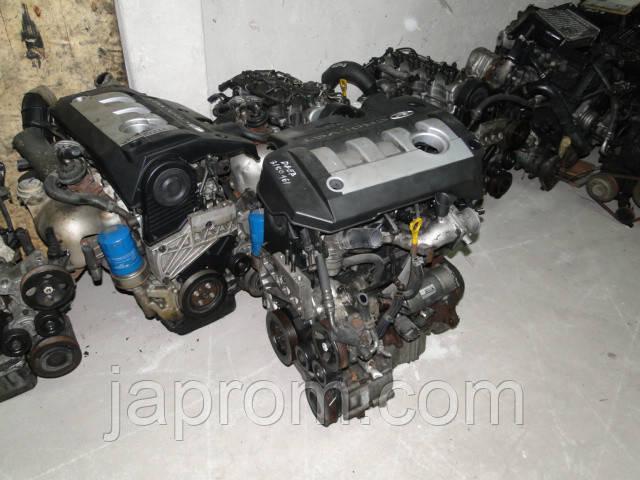 Мотор двигатель KIA 2.0CRDI D4EA SANTA FE CEED 125 HP