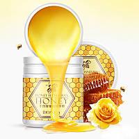 Маска-пленка для кожи рук Bioaqua Honey hand max
