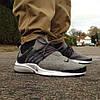 Кроссовки мужские Nike Presto серые найк престо