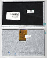 Дисплей для планшета №001 KR070D10-50NB-A5RFA 50pin 100*165мм