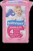 Babylove Pants Windelslips Größe 4, maxi 8-15kg - Детские подгузники-трусики размер 4,  8-15 кг,  22 шт.