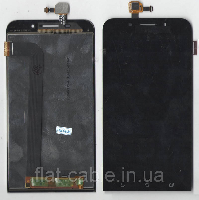 Дисплей + сенсор Asus ZenFone Max (ZC550KL, Z010DA) черный