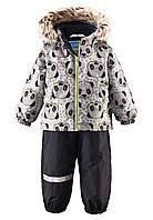 Зимний костюм для девочки Lassie by Reima 713695A - 9159. Размер 74 - 98.