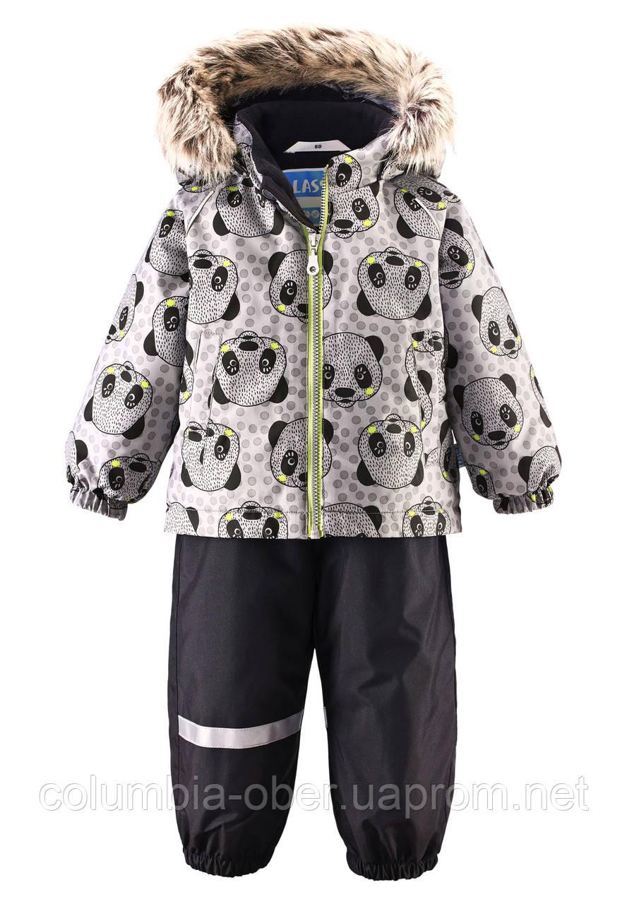 Зимний костюм для девочки Lassie by Reima 713695A - 9159. Размер 80.