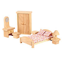 """Деревянная игрушка """"Спальня-классическая"""", PlanToys"""