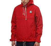 Красная куртка ветровка анорак Ястребь есть опт