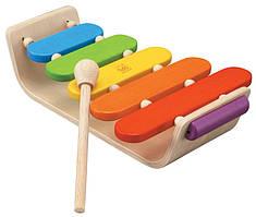 Деревянная игрушка Овальный ксилофон Plan Тoys (6405)