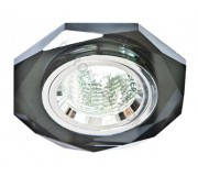 Точечный светильник Feron 8020-2 MR16 серый/серебро
