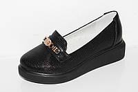 Модная детская обувь. Туфли для девочек на платформе от фирмы Башили G27-3 (31-36)
