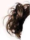 Гумка-шиньйон для волосся 95356, фото 2