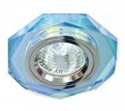 Точечный светильник Feron 8020-2 MR16  7 мультиколор/серебро