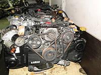 Мотор двигатель  SUBARU 2.0 TT EJ20T TWIN TURBO LEGACY WRX