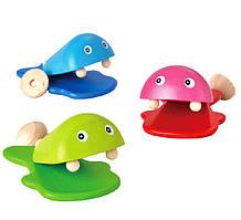 Деревянная игрушка Plan Тoys - Рыбки-кастаньеты
