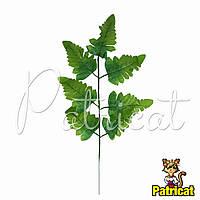 Листья Папоротника из ткани 44 см 1 шт