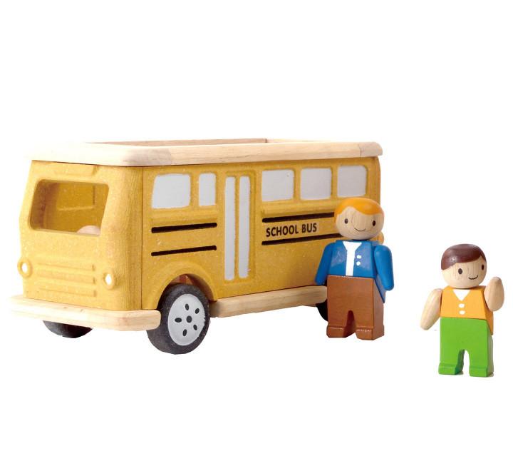 Школьный автобус Plan Тoys