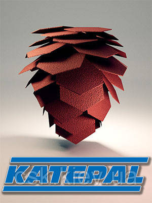 Инновации битумной черепицы Katepal.