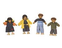"""Деревянная игрушка """"Испанская кукольная семья"""", PlanToys"""
