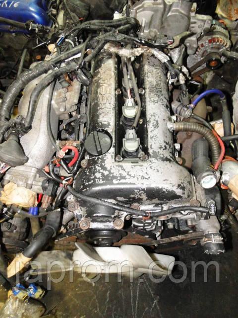 Мотор двигатель+ коробка + мозги NISSAN 2.0 16V ECU  SR20DET 200SX  SYLVIA 14 BLACK TOP  DRIFT JDM