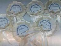 Медали на свадьбу