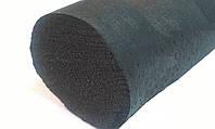 Шнуры пористые резиновые уплотнительные - гернит ПРП-40 К60 (гернитовый профиль диамтром 60 мм)