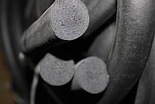 Шнур пористий ГЕРНИТОВЫЙ ущільнювальний - ПРП-40 К40 (ГЕРНИТ, Гермія) діаметр 40 мм