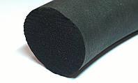 Шнур пористый резиновый (гернитовый шнур) ПРП-40 К 30 (диаметером 30 мм)