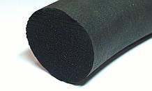 Шнур пористий гумовий (гернитовый шнур) ПРП-40 ДО 30 (диаметером 30 мм)