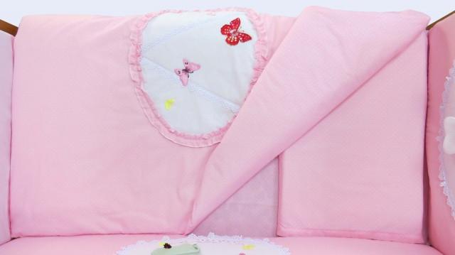 «Волшебное яблочко»: одеяло и подушка