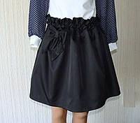 "Школьная юбка ""Мадонна"" Остаток 128, 134, 140."