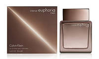 CALVIN KLEIN Euphoria Intense Men EDT 50 ml  (оригинал подлинник  Франция)