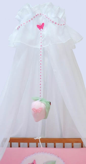 Балдахин EkoBaby «Волшебное яблочко»