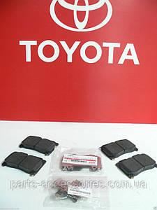 Гальмівні колодки передні Toyota Supra 1993-98 нові оригінал