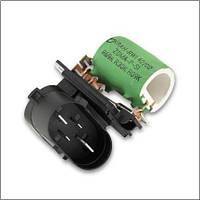 Резистор (сопротивление) электродвигателя (мотора) вентилятора охлаждения двигателя (вытяжного) GM 1341721 93175501 93341907 8390169 для моторов