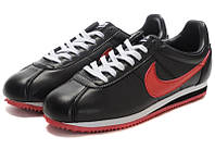 Женские кроссовки Nike Cortez Classic Black/Red