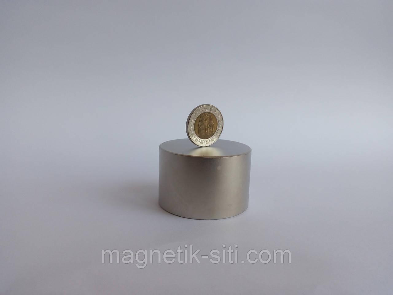 Магниты неодимовые 45*30 N42