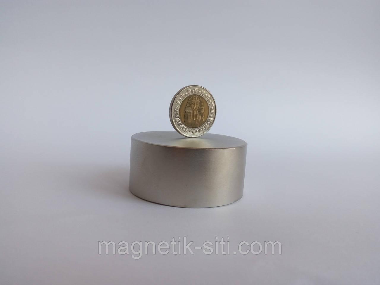 Магниты неодимовые 55*25 N42