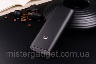 Портативный аккумулятор Xiaomi Mi Powerbank копия 16000mAh, фото 2