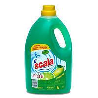 Scala Piatti 4 L Limone  /Концентрированное средство для мытья посуды с ароматом лимона 4 л