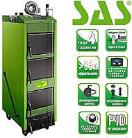 Твердотопливный котел SAS UWT (с автоматикой)