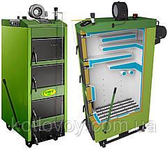 Твердотопливный котел длительного горения SAS UWT (с автоматикой), фото 2